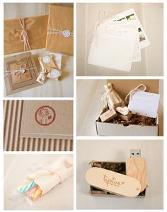 photography packaging of Beth Orey of Tip Toe Photography - flash drive
