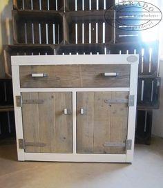 Esgrado - Stijlvol in meubelen | Landelijke Commode Steigerhout