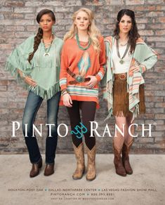 52792867d4 The Famous Pinto Ranch did an outstanding job on this ad!!!! If