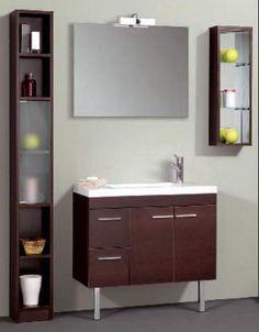 baños modernos con pilar - Buscar con Google