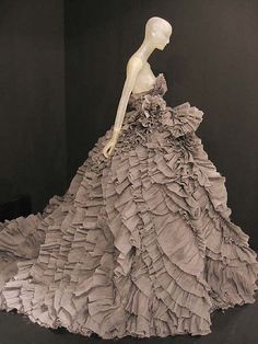 House of Ricci   Evening dress   French   The Met