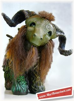 This chick does the most awesome My Little Pony Sculpy sculptures ever. http://marikasurinen.com    Seriously.