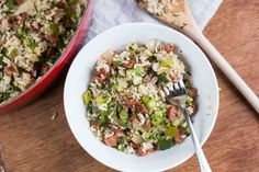 Recipe: One-Pot Weeknight Dirty Rice — Quick and Easy Weeknight Dinners