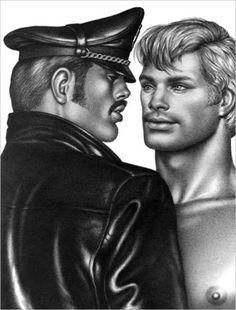 Gay erotic art querry