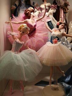 barbie as marzipan in the nutcracker & classic grace & lighter than air