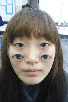 Impressive trompe l'oeil body art works by Japanese artist Choo-San…