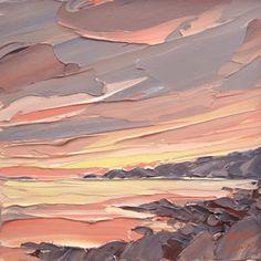 Matthew Snowden Sunset, Iona