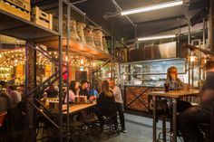 Red's True Barbecue by Blacksheep, Manchester   UK hotels and restaurants