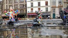 Na Janelinha para ver tudo: Um giro pelos bairros de Beauborg e Les Halles