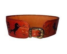 cinturon hombre cuero criollo gaucho grabado personalizado ... 7a260d1a7fc8