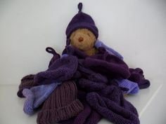 Knit- and Crochet-In work party on July 12 & 13 at Randall Children's Hospital at Legacy Emanuel in Oregon. FREE purple yarn and teachers on hand to help those who don't already know how to knit or crochet.