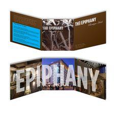 Epiphany Pamphlet Design, Graphic Design, Branding