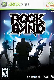 Rock Band (Xbox 360, 2007) Complete & in Excellent Condition #videogames #xbox #xbox360 #rockband   http://www.ebay.com/itm/390529998054