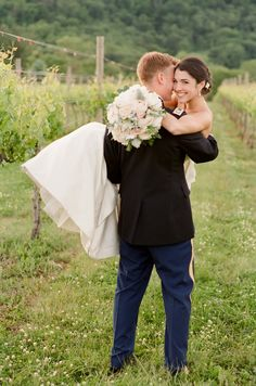 Pollak Vineyards Wedding - See the wedding on SMP Wedding Couples, Wedding Bride, Rustic Wedding, Wedding Beauty, Dream Wedding, Homecoming Pictures, Wedding Prep, Wedding Ideas, Wedding Decorations