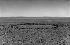 GOBI DESERT CIRCLE | Richard Long