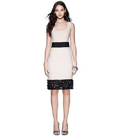 We love that you can dress this Tory Burch dress up or just throw on a pair of heels and go.