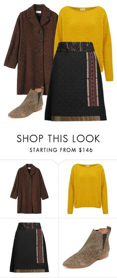"""""""Untitled #349"""" by ema-jones ❤ liked on Polyvore featuring Toast, American Vintage, Etro and Madewell"""