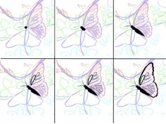 How to Make a Beautiful Spring Butterfly Scenery - Photoshop Tutorial - Pxleyes.com