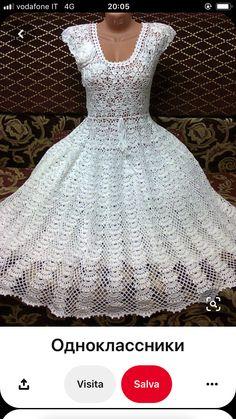 Crochet Wedding Dresses, Crochet Summer Dresses, Crochet Doll Dress, Lace Beach Wedding Dress, Black Crochet Dress, Crochet Clothes, Barbie Wedding Dress, Barbie Dress, Baby Dress Tutorials