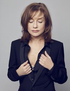 Isabelle Huppert by Fred Meylan Isabelle Huppert, Female Actresses, British Actresses, Actors & Actresses, Michael Haneke, Divas, Going Gray Gracefully, Actors Images, French Actress
