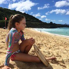 Little Surfer Girl!
