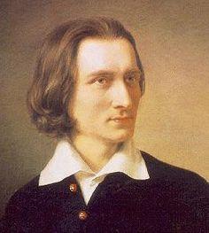 Franz Liszt 1811-1886  Lodge zur Einigkeit Frankfurt