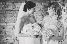 best friend wedding photo