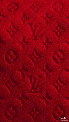 red aesthetic vintage Image by Gaby Porzenheim Louis Vuitton Iphone Wallpaper, Pink Wallpaper Iphone, Iphone Background Wallpaper, Red Background, Xperia Wallpaper, Screen Wallpaper, Wallpaper Samsung, Leopard Print Background, Silver Wallpaper