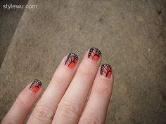 nice 26 Delicate Short Nail Designs