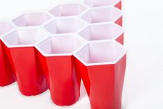 Hexcup : Le gobelet rouge pour Beer Pong