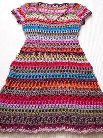 love the colors! Crochet Shirt, Crochet Yarn, Knit Crochet, Crochet Designs, Crochet Patterns, Crochet Woman, Crochet Clothes, Crochet Dresses, Clothing Patterns