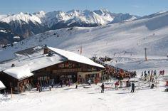 Weitmoser Schlossalm - auf www.Huettenguide.net Austria, Winter, Mount Everest, Mountains, Country, Nature, Travel, Beautiful, Winter Time