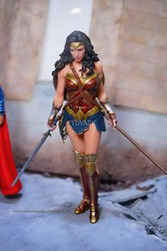 SDCC 2017 Kotobukiya Art Fx Wonder Woman statue