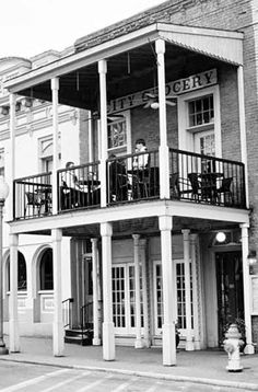 Inside this historical building in Oxford Mississippi, you can order the best shrimp and grits you have ever put into your mouth.