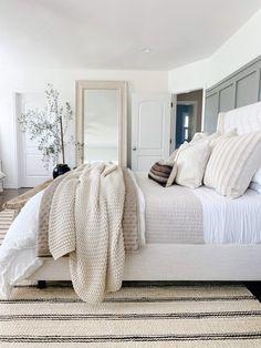 Master Bedroom Design, Dream Bedroom, Home Decor Bedroom, Dream Rooms, Costal Bedroom, Neutral Bedroom Decor, Master Bedroom Makeover, Suites, My New Room