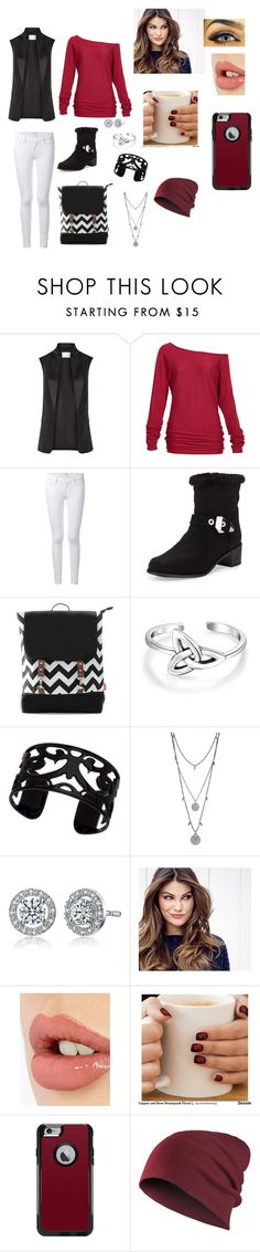 """""""Autum in Beacon Hills"""" by natalia-alve-niel ❤ liked on Polyvore featuring Alexander Wang, Alloy Apparel, Frame Denim, Stuart Weitzman, Bling Jewelry, Lisa August, Vince Camuto, Collette Z, ULTA and Charlotte Tilbury"""