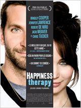 Happiness Therapy 2013 avec Bradley Cooper, Jennifer Lawrence, Robert De Niro