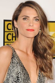 Keri Russell  -  Earrings or Ear Cuffs!
