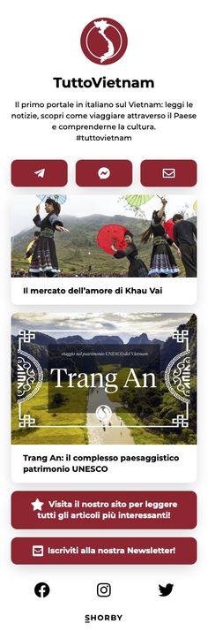 Il primo portale in italiano sul Vietnam: leggi le notizie, scopri come viaggiare attraverso il Paese e comprenderne la cultura. #tuttovietnam #pinterestinspired