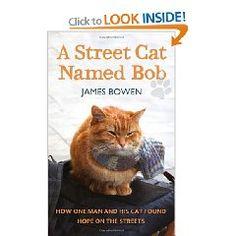 A Street Cat Named Bob, James Bowen