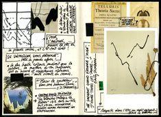 Fabienne Verdier carnet d'atelier