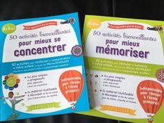2 cahiers d'activités bienveillantes pour apprendre vite et mieux (primaire)
