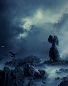 ☆ Fallen Angel :+: By Barbara Florczyk ☆