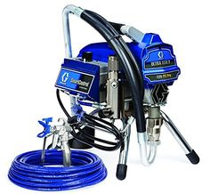 Graco Ultra Max II 490 PC Pro Stand Electric Airless Sprayer 17C327 Pro Connect