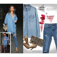 How To Wear A Denim Shirt Or A Chambray Shirt