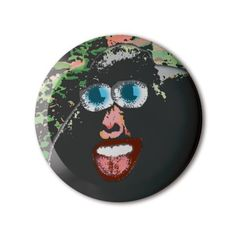 #Holiday #BBOTD @stereohype #button #badge of the day by @PariseauPP https://www.stereohype.com/681__pierre-paul-pariseau #crazy #ape