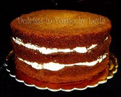 Torta moretta pasta di zucchero PDZ torta decorata Dulcisss in forno