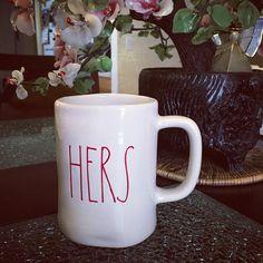 Rae Dunn Hers mug