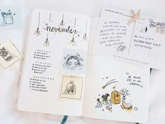 """studywithinspo: """" The evolution of my bullet journal in seven pictures. I just filmed a new video, it's a bullet journal flip through detailing all my tips, set-ups, and decorations. if you want to. Bullet Journal Ideas, Bullet Journal Planner, Bullet Journal Spread, Bullet Journal Layout, My Journal, Bullet Journal Inspiration, Journal Pages, Journal Notebook, Bullet Journal Lined Paper"""