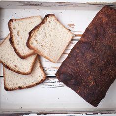 Laskominy od Maryny: Toustový chléb z kvásku
